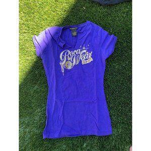 Rocawear vintage 1999 tee shirt top s